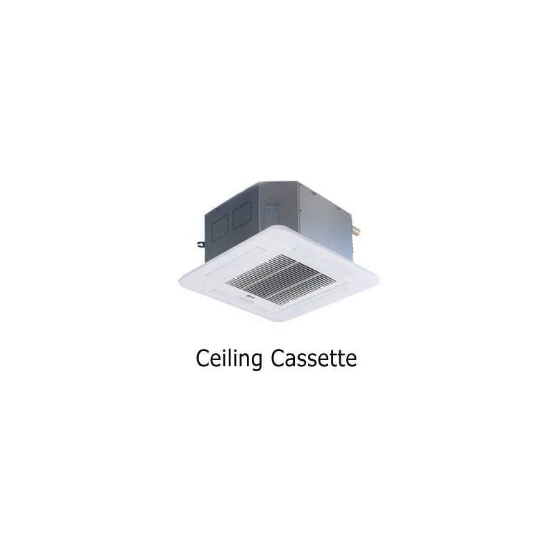 ویژگی های اسپلیت سقفی کاستی 54000 ال جی Ceiling Cassette